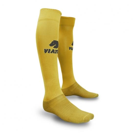 Calza amarilla