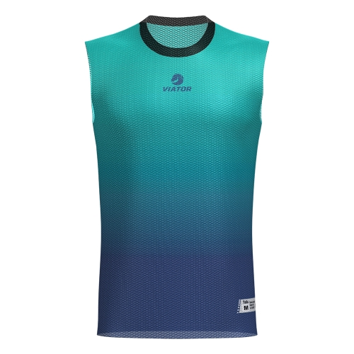Base Layer Viator turquesa