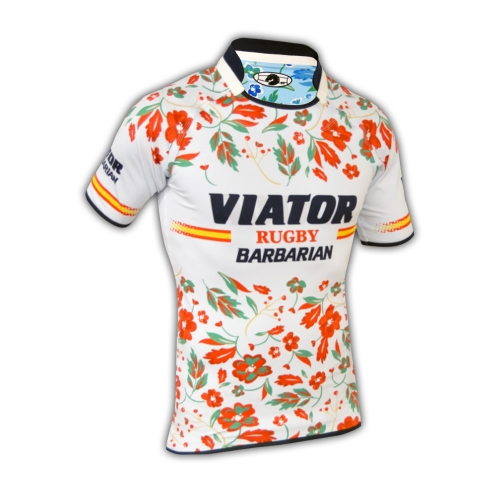 Camiseta Rugby Reversible Barbarian