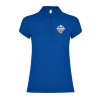 Polo Viator Barbarians Blue Femenino