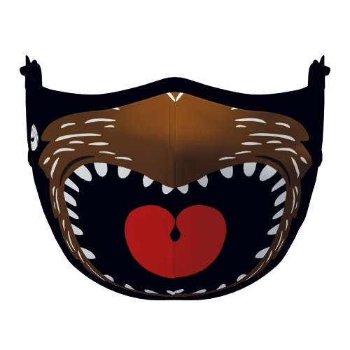 Mask Viator - HALLOWEEN LOBO