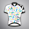 Maillot ProVtr Abstract