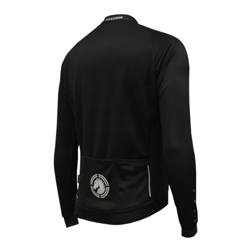 Maillot ProVtr ML Black