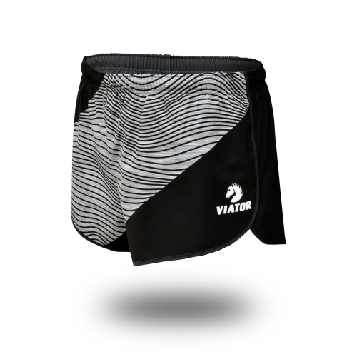 Pantalón Atletismo Stadium · Black/Grey