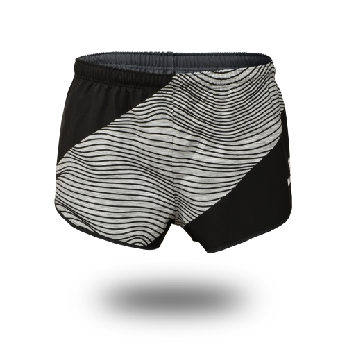 Running Shorts Stadium Black/Grey