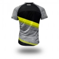 Camiseta Boiler Ionic Black/Grey/Green