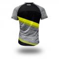 Camiseta Boiler Ionic Black/Grey/Green