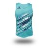 Camiseta Atletismo Hidra+ Team · Light Blue