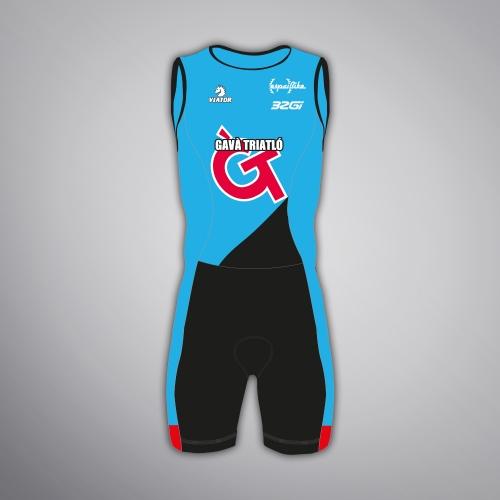 Tritraje Triathlon K-2 GAVÀ TRIATLÓ